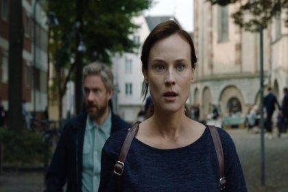 Ünlü oyuncu Diane Kruger: Son rolüm için Mossad'dan eğitim aldım, sahte kimlikle İsrail'e girdim