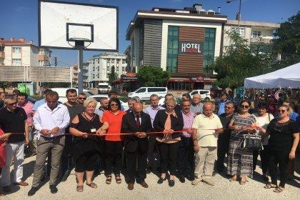 Uzunköprü'de 'Kadın Emek Pazarı' açıldı
