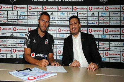 Victor Ruiz Torre Beşiktaş'ta