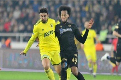 Yeni Malatyaspor 0-0 Fenerbahçe