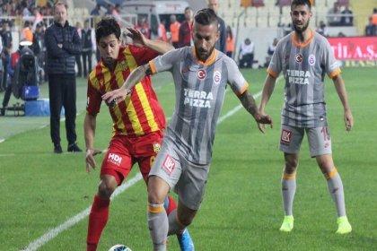 Yeni Malatyaspor, Galatasaray ile 1-1 berabere kaldı