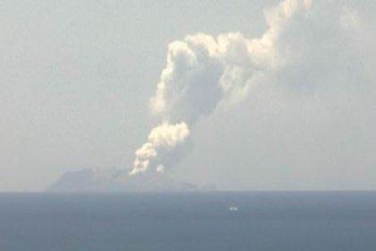 Yeni Zelanda'da yanardağ patlaması: 5 kişi hayatını kaybetti, onlarca kişi yaralı