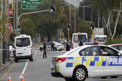 Yeni Zelanda'daki cami saldırısında ölü sayısı 50'ye yükseldi