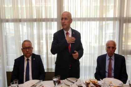 Yenimahalle Belediye Başkanı Yaşar'dan meclis üyelerine: Vatandaşa kapılarınızı açın