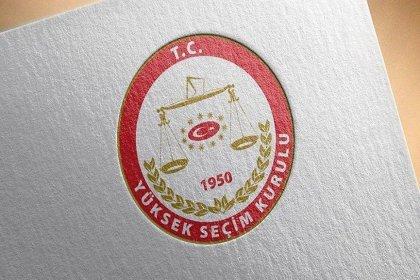 Yerel seçim için YSK başvuruları sona erdi