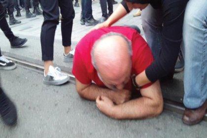 Yeryüzü sofrasına polis saldırısı: İhsan Eliaçık darp edilerek gözaltına alındı