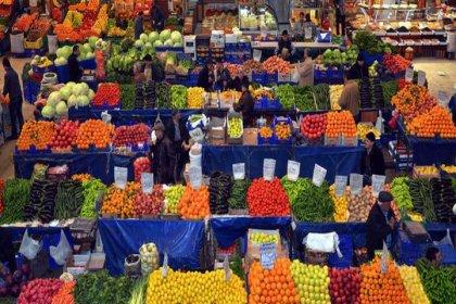 Yılın ilk beş ayında gıda fiyatları yüzde 24.1 oranında arttı