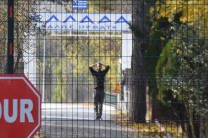 Yunanistan'ın kabul etmediği IŞİD'li hala tampon bölgede