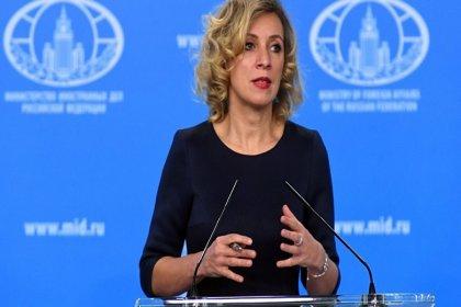 Zaharova: Rusya, Türkiye ve İran arasında Astana formatında görüşme gerçekleşebilir