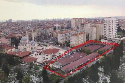 Zeytinburnu Oto Sanayi Sitesi tarih oldu, arazisi imara açıldı