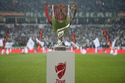 Ziraat Türkiye Kupası 4. tur kura çekimi tarihi belli oldu