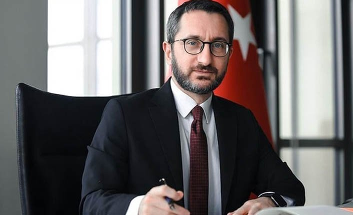 """Fahrettin Altun, bağış kampanyasını eleştirenleri suçladı: """"Ucuz hesaplar uğruna bu dayanışmaya taş koymaya çalışanları millet affetmez"""""""