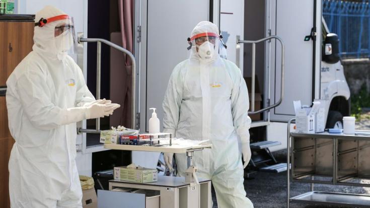 120 sağlık görevlisi ölen İtalya'da, Doktorlar Sendikası'ndan Türkiye'ye tavsiyeler