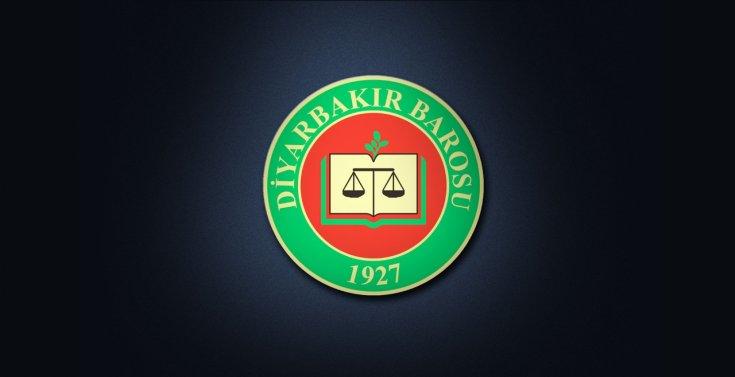 17 üyesi gözaltına alınan Diyarbakır Barosu'ndan açıklama