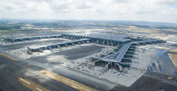 3. Havalimanı'nın dış hat yolcu sayısı haziranda yüzde 96 düştü