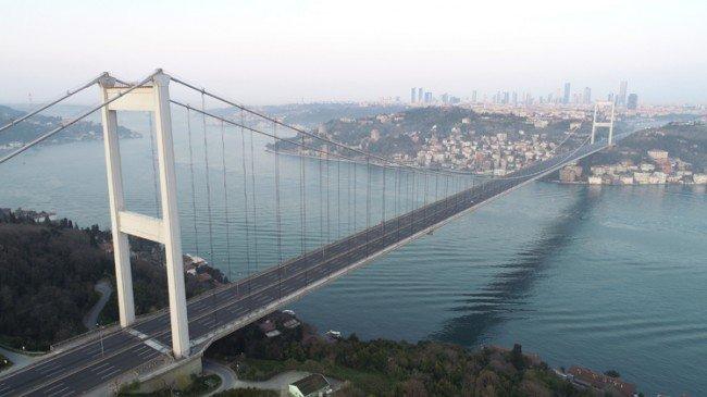 81 ilde sokağa çıkma yasağının uygulanacağı bayramda, köprü ve otoyollar ücretsiz olacak!