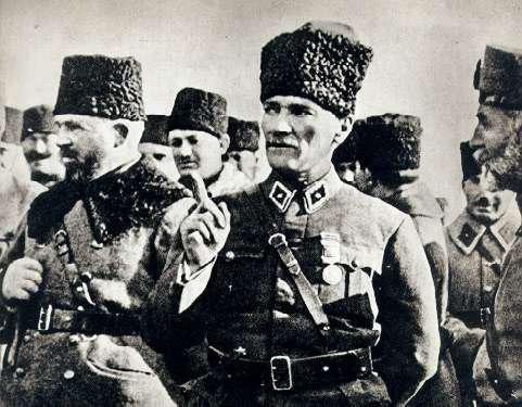 Mustafa Kemal Atatürk 99 yıl önce 5 Ağustos 1921'de Başkomutan ilan edildi