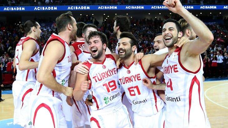 A Milli Erkek Basketbol Takımı'nın aday kadrosu belli oldu