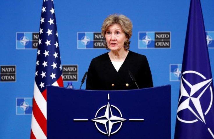 ABD, İdlib'de Türkiye'ye yardım etmek için S-400'lerin Türkiye dışına çıkarılmasını şart koşuyor
