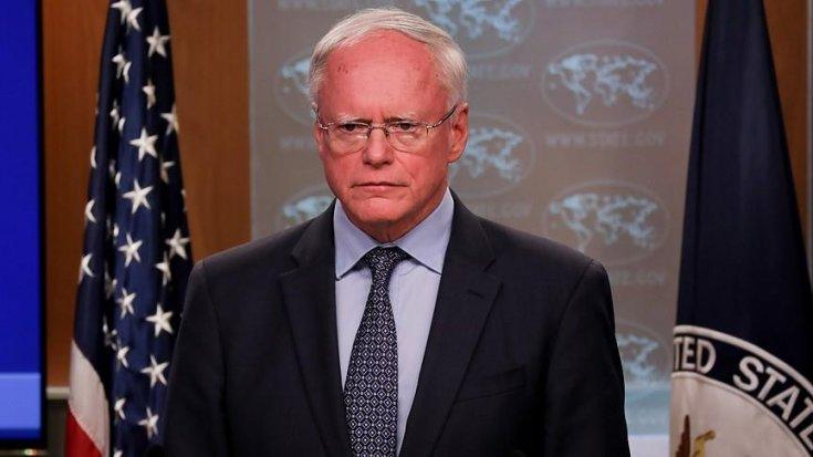 ABD'nin Suriye Özel Temsilcisi James Jeffrey ve BM daimi temsilcisi Kelly Craft Türkiye'ye geliyor
