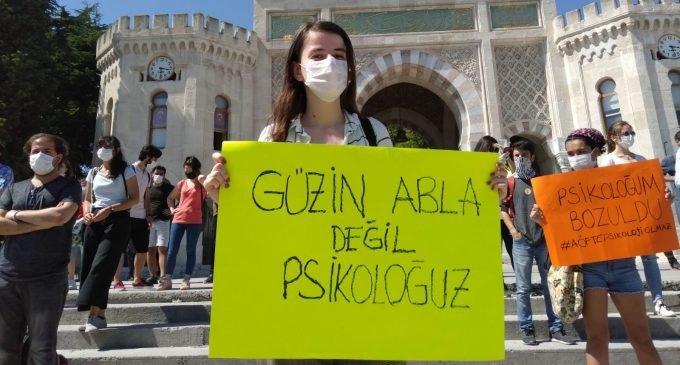 Açıköğretimle psikoloji eğitimi raporu Erdoğan'a sunuldu