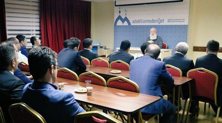 Adalet Bakanlığı'nda yeni cemaat iddiası: Bakanlık çalışanı aylar önce uyarmış