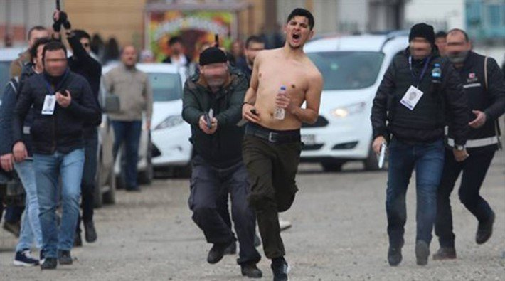 Adli Tıp Kurumu raporu: Kemal Kurkut seken mermiyle öldü