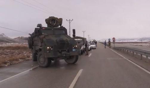 Ağrı'da Gürbulak Gümrük Müdürlüğü personelini taşıyan araca saldırı: 1 personel hayatını kaybetti