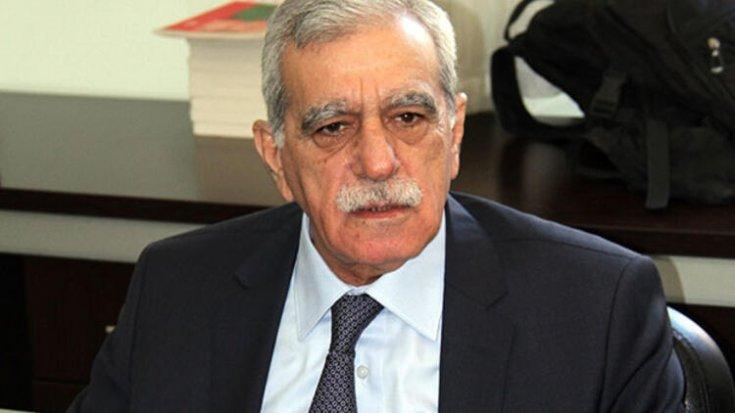 Ahmet Türk: Mardin Belediyesi'ni tamamen soymuşlar, dünyada böyle bir şey görülmemiştir