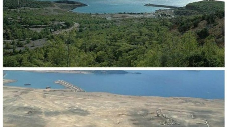 'Akkuyu'da reaktör çalışmaya başlamadan bir patlama yaşandı, cennet bölge cehennem oldu'