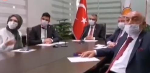 AKP Çorum Kadın Kolları Başkanı'ndan Erdoğan'a: Allah çocuklarımın ömründen alsın size versin