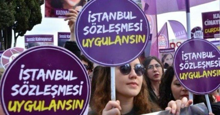 AKP, parti içinde görüş ayrılığına neden olan İstanbul Sözleşmesi'ni masaya yatırıyor