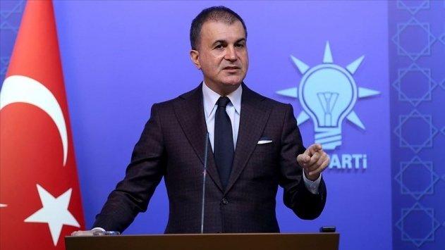 AKP Sözcüsü Çelik: Her türlü kriz senaryosunu boşa çıkaracak, hedeflerimize yürüyeceğiz