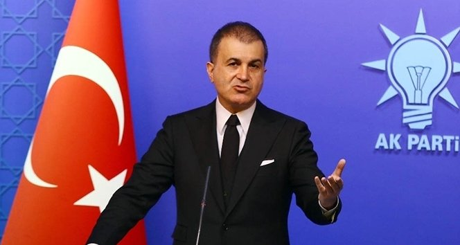 AKP Sözcüsü Çelik: Milli Dayanışma Kampanyası'na kinle yaklaşan hastalıklı bir zihniyet var