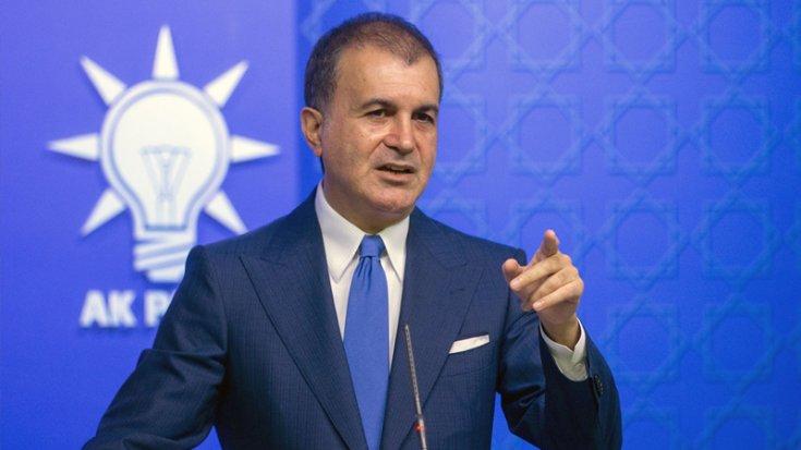 AKP Sözcüsü Çelik'ten Ayasofya açıklaması
