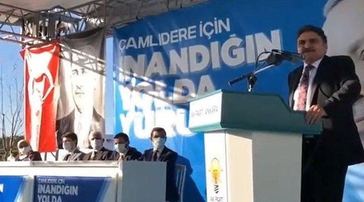 AKP'li belediye başkanından Ziya Selçuk'a: Bakanlığı bakan mı yönetecek kardeşin mi?