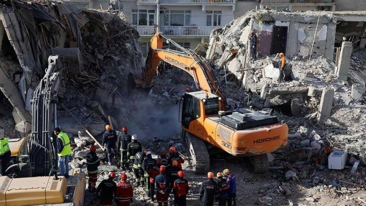 AKP'li şirkete 415 bin liralık enkaz fotoğraf ihalesi