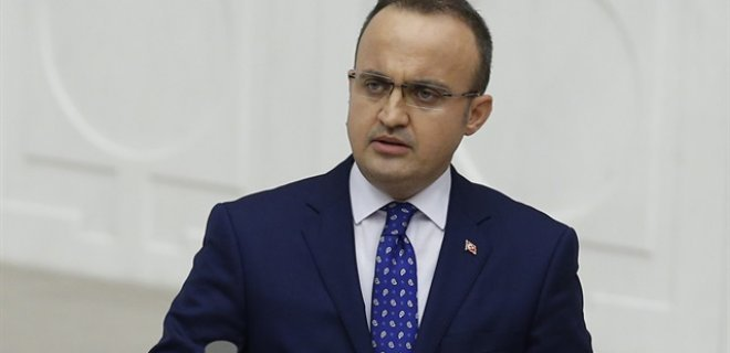 AKP'li Turan: Milletvekilliğinin düşürülmesi usuli bir işlem