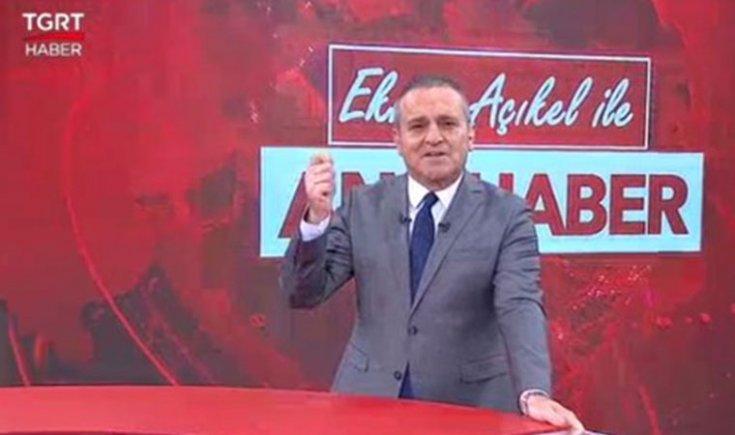 AKP'ye yakınlığıyla bilinen TGRT'de haber sunucusu isyan etti: Vatandaş makarnaya dönüştü