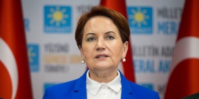Akşener'den İmamoğlu ve Yavaş'ın kampanyalarına destek: '3 emekli maaşımı Ankara'ya, 3 emekli maaşımı İstanbul'a bağışladım'