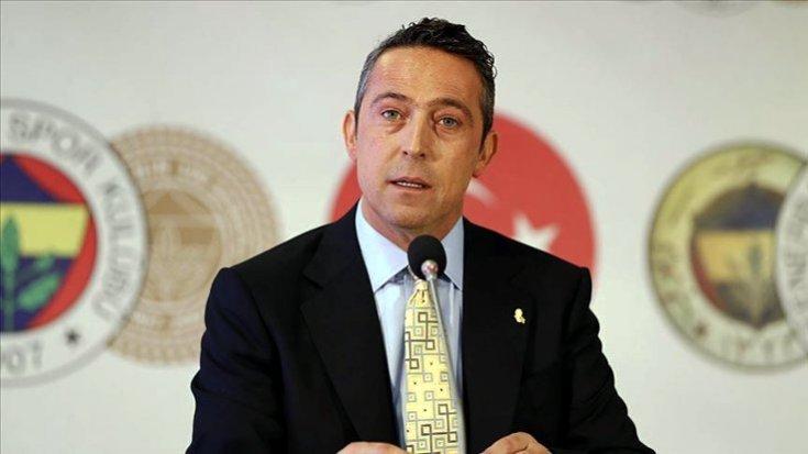 Ali Koç'tan Nihat Özdemir' tepki: İnşallah bir daha Fenerbahçe'ye hizmet etmezsiniz