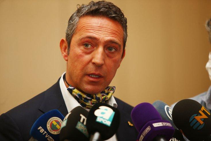 Ali Koç'tan TFF Başkanı Nihat Özdemir'e: Hazine garantili borçları ben de imzalarım