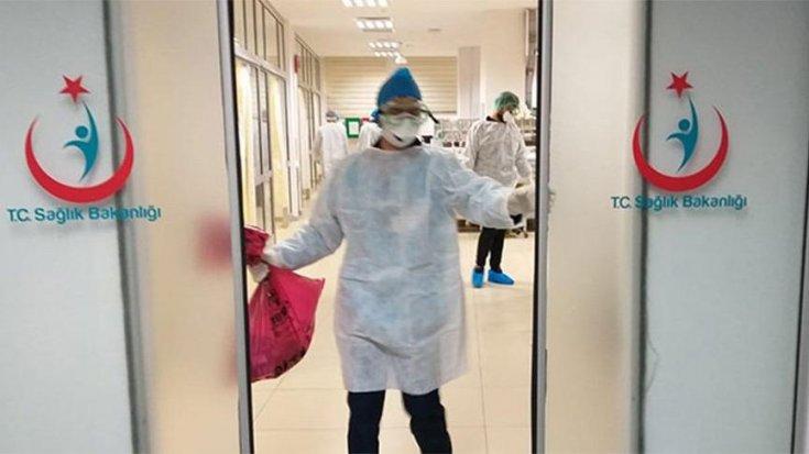Ankara Tabip Odası: Ankara'da 18 Covid-19 tanısı alan sağlık emekçisi var