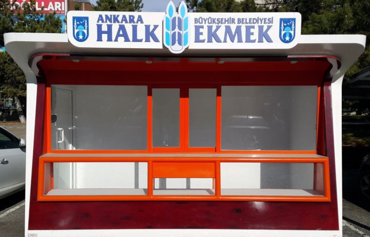 Ankara'da 27 Halk Ekmek büfesi için kura çekilecek
