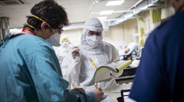 Ankara'da koronavirüse yakalanan sağlık çalışanı sayısı 943'e yükseldi