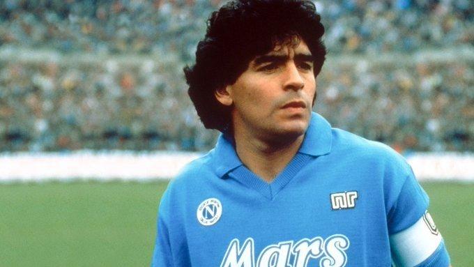 Arjantinli efsane futbolcu Diego Maradona hayatını kaybetti