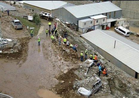 Artvin'deki sel felaketinde kaybolan 3 kişinin cansız bedeni bulundu