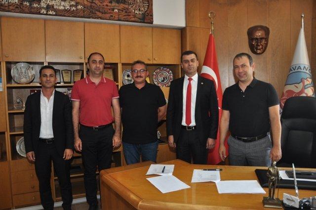 Avanos Belediyesi'nde toplu iş sözleşmesi imzalandı