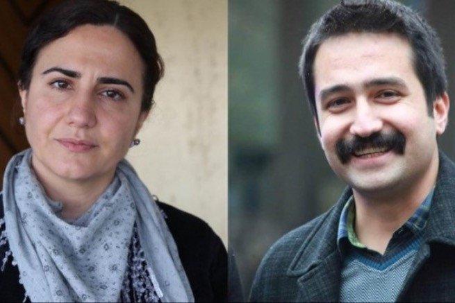 AYM ölüm orucundaki avukatlar Ebru Timtik ve Aytaç Ünsal'ın tahliye talebini reddetti: Ciddi tehlike altında değiller