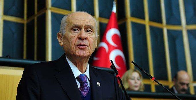 Bahçeli: Barbaros Hayrettin Paşa'nın 482 yıl sonra tekrar dönüşü CHP'yi niye ürkütüyor?